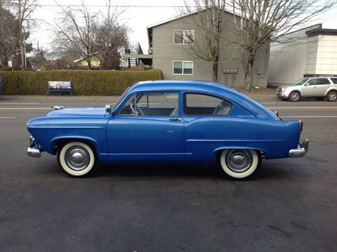 1953 Kaiser Allstate