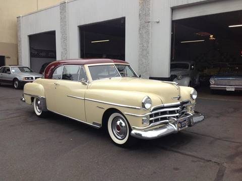 1950 Chrysler Windsor for sale in Portland, OR