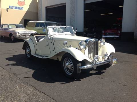 1952 MG TD for sale in Portland, OR