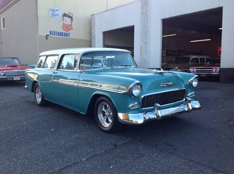 1955 Chevrolet Nomad for sale in Portland, OR