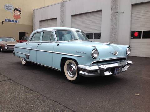 1954 Lincoln Capri for sale in Portland, OR