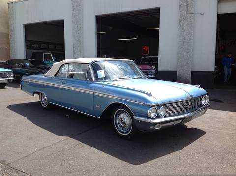 1962 Ford Sunliner for sale in Portland, OR