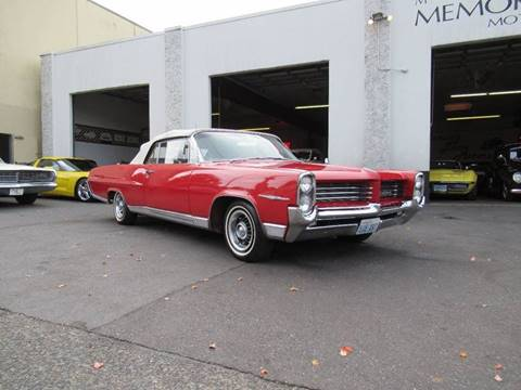 1964 Pontiac Bonneville for sale in Portland, OR