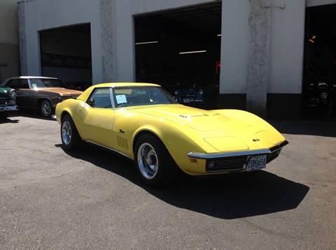 1969 Chevrolet Corvette for sale in Portland, OR