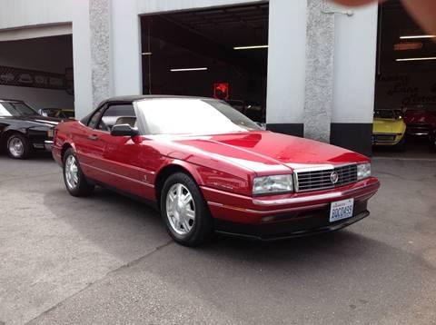 1993 Cadillac Allante for sale in Portland, OR