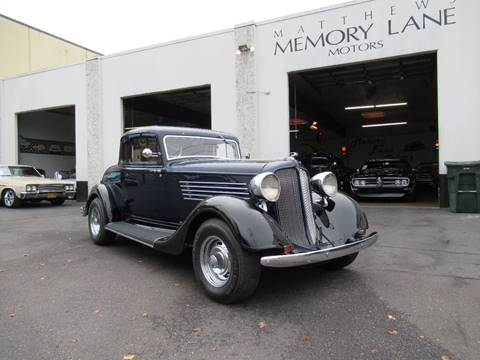 1934 Chrysler coupe for sale in Portland, OR