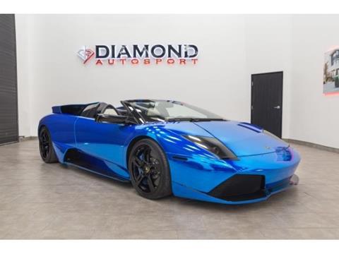 2008 Lamborghini Murcielago For Sale In Rocklin, CA