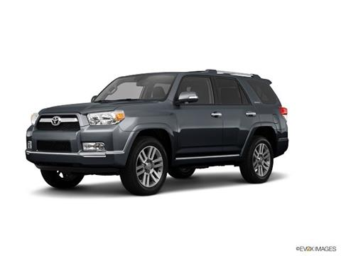 2011 Toyota 4Runner For Sale At OAKES TOYOTA In Greenville MS