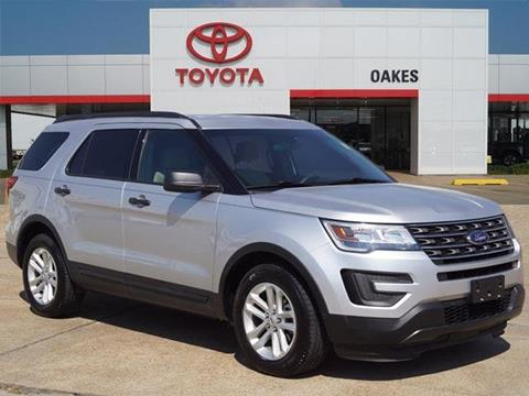2017 Ford Explorer for sale in Greenville, MS