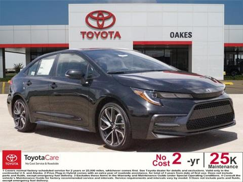 2020 Toyota Corolla for sale in Greenville, MS