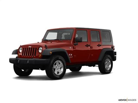 2008 Jeep Wrangler Unlimited for sale in Greenville, MS