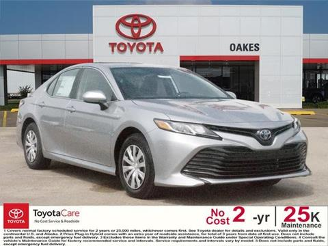 2019 Toyota Camry Hybrid for sale in Greenville, MS