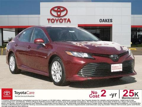 2019 Toyota Camry for sale in Greenville, MS