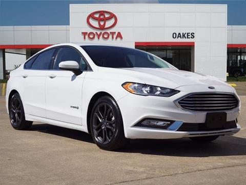2018 Ford Fusion Hybrid for sale in Greenville, MS