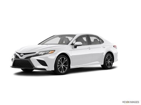 2018 Toyota Camry for sale in Greenville, MS