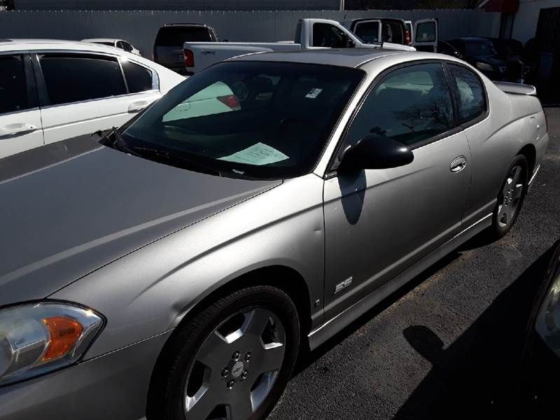 2007 Chevrolet Monte Carlo For Sale At Jay 2 Auto Sales In Dallas TX