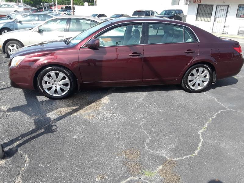 2006 Toyota Avalon For Sale At Jay 2 Auto Sales In Dallas TX