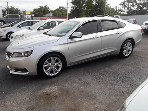 2015 Chevrolet Impala for sale in Dallas, TX