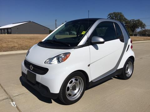 2012 Smart fortwo for sale in Fort Worth, TX