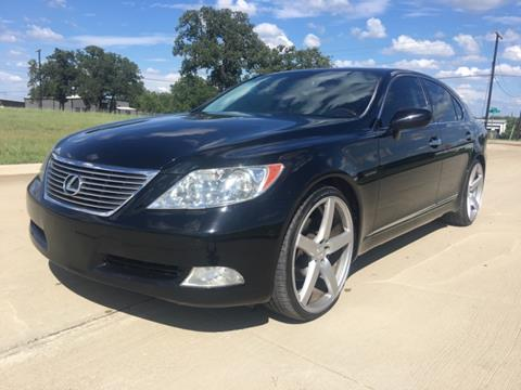 2007 Lexus LS 460 For Sale In Fort Worth, TX