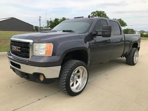 2011 GMC Sierra 2500HD for sale in Fort Worth, TX