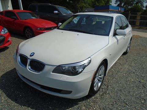 2010 BMW 5 Series for sale in Pineville, NC