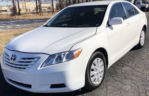 2007 Toyota Camry for sale at Capitol Auto Sales Inc in Manassas VA