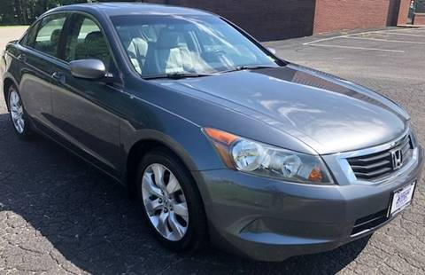 2008 Honda Accord for sale at Capitol Auto Sales Inc in Manassas VA