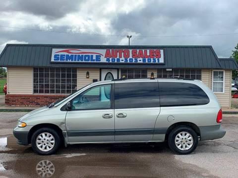 1999 Dodge Grand Caravan for sale at Seminole Auto Sales in Seminole OK