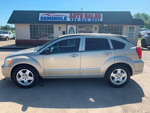 2009 Dodge Caliber for sale at Seminole Auto Sales in Seminole OK