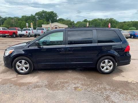2011 Volkswagen Routan for sale at Seminole Auto Sales in Seminole OK