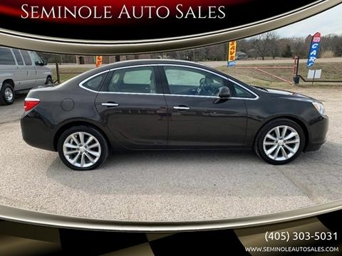 2014 Buick Verano for sale at Seminole Auto Sales in Seminole OK