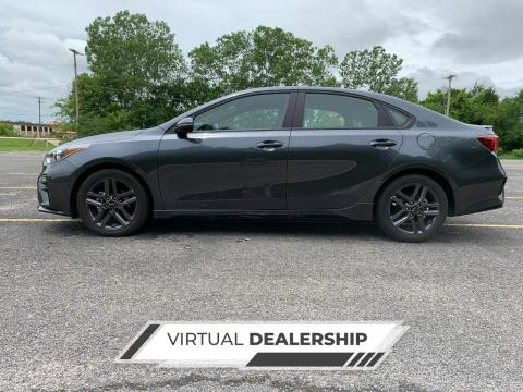 2020 Kia Forte for sale at Seminole Auto Sales in Seminole OK