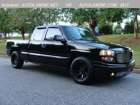 2001 GMC Sierra C3 for sale in Charlotte, NC