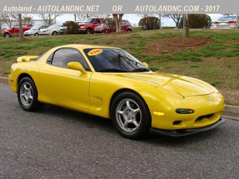Used 1993 Mazda RX-7 For Sale in Gastonia, NC - Carsforsale.com
