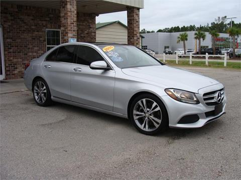 2015 Mercedes-Benz C-Class for sale in Little River, SC