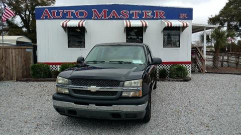 2005 chevrolet silverado 1500 for sale in pensacola fl for Mcvay motors pensacola florida