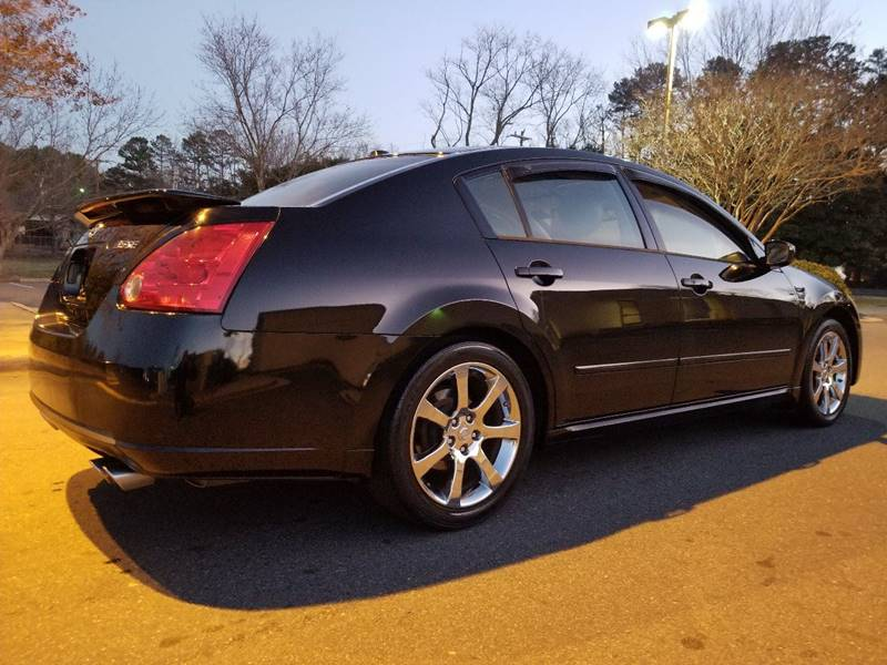 2008 Nissan Maxima For Sale At SB Automotives LLC In Charlotte NC