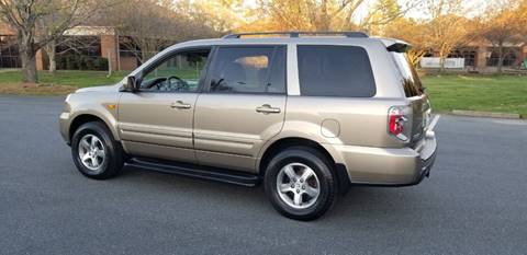 2007 Honda Pilot for sale in Charlotte, NC
