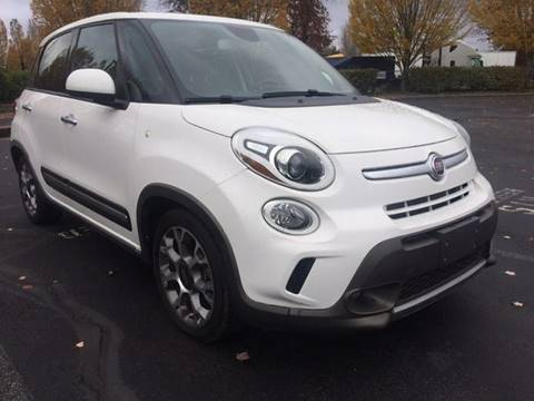 2014 FIAT 500L for sale in Kent, WA