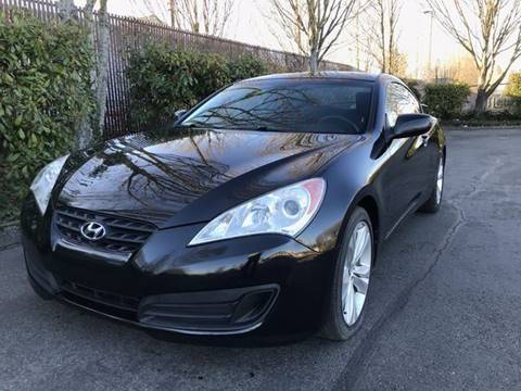 2012 Hyundai Genesis Coupe for sale in Kent, WA
