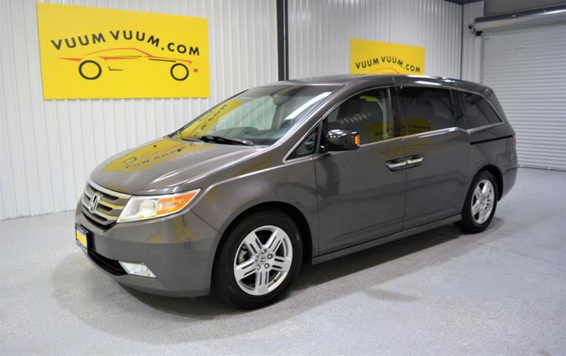 2011 Honda Odyssey For Sale At Vuum Vuum Auto Sales In Houston TX