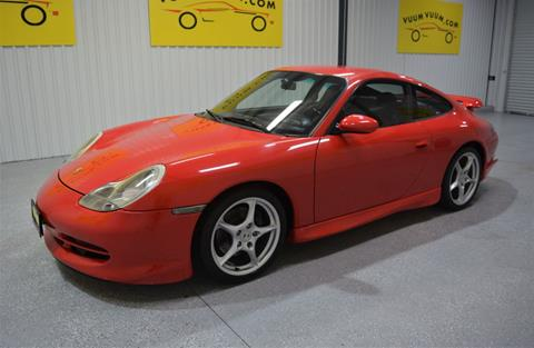 2001 Porsche 911 for sale in Houston, TX