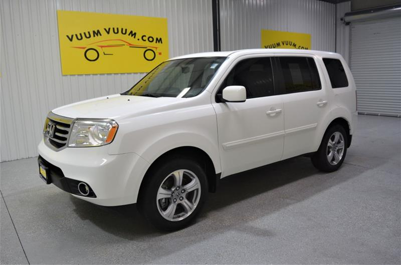 Nice 2013 Honda Pilot For Sale At Vuum Vuum Auto Sales In Houston TX