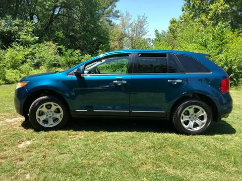 Ford Edge For Sale At Garcias Auto Sales In Springdale Ar