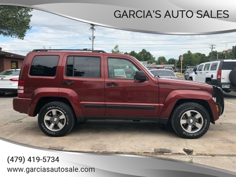 2008 Jeep Liberty for sale in Springdale, AR