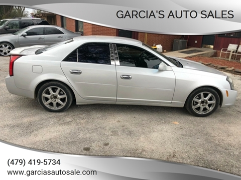 Cadillac Cts For Sale In Arkansas Carsforsale Com
