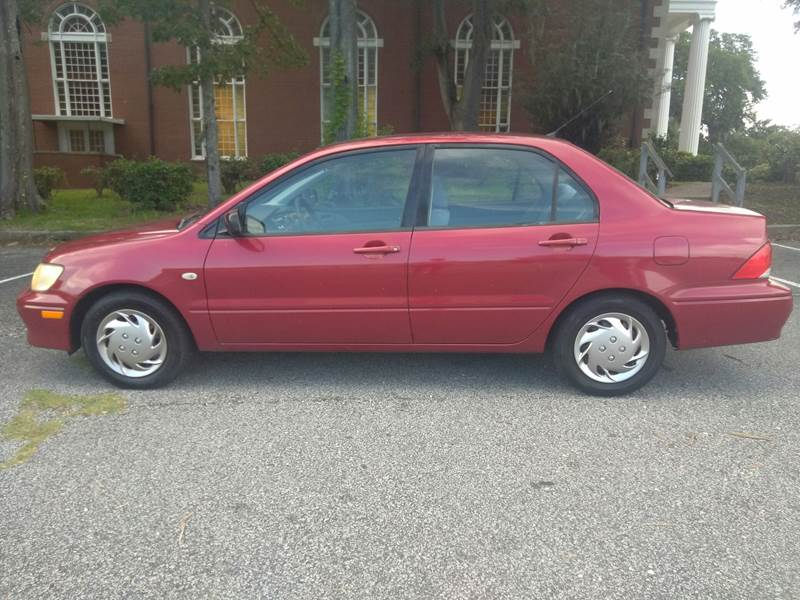 2002 Mitsubishi Lancer For Sale At Everybody Rides Auto Sales In North  Charleston SC