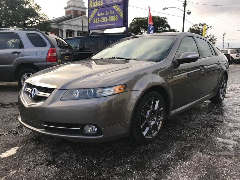 2007 Acura Tl For Sale At Everybody Rides Auto Sales In North Charleston Sc