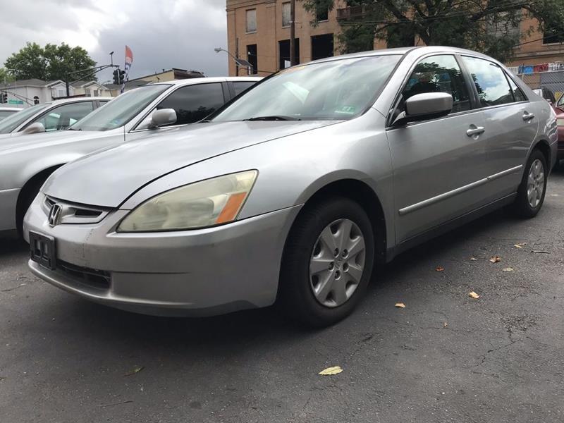 2004 Honda Accord For Sale At Brick City Affordable Cars In Newark NJ